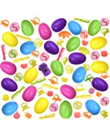 Kangaroo's Easter Eggs with Toys Inside (24-Pack)