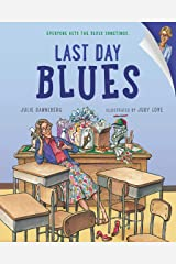 Last Day Blues (The Jitters Series Book 2) Kindle Edition