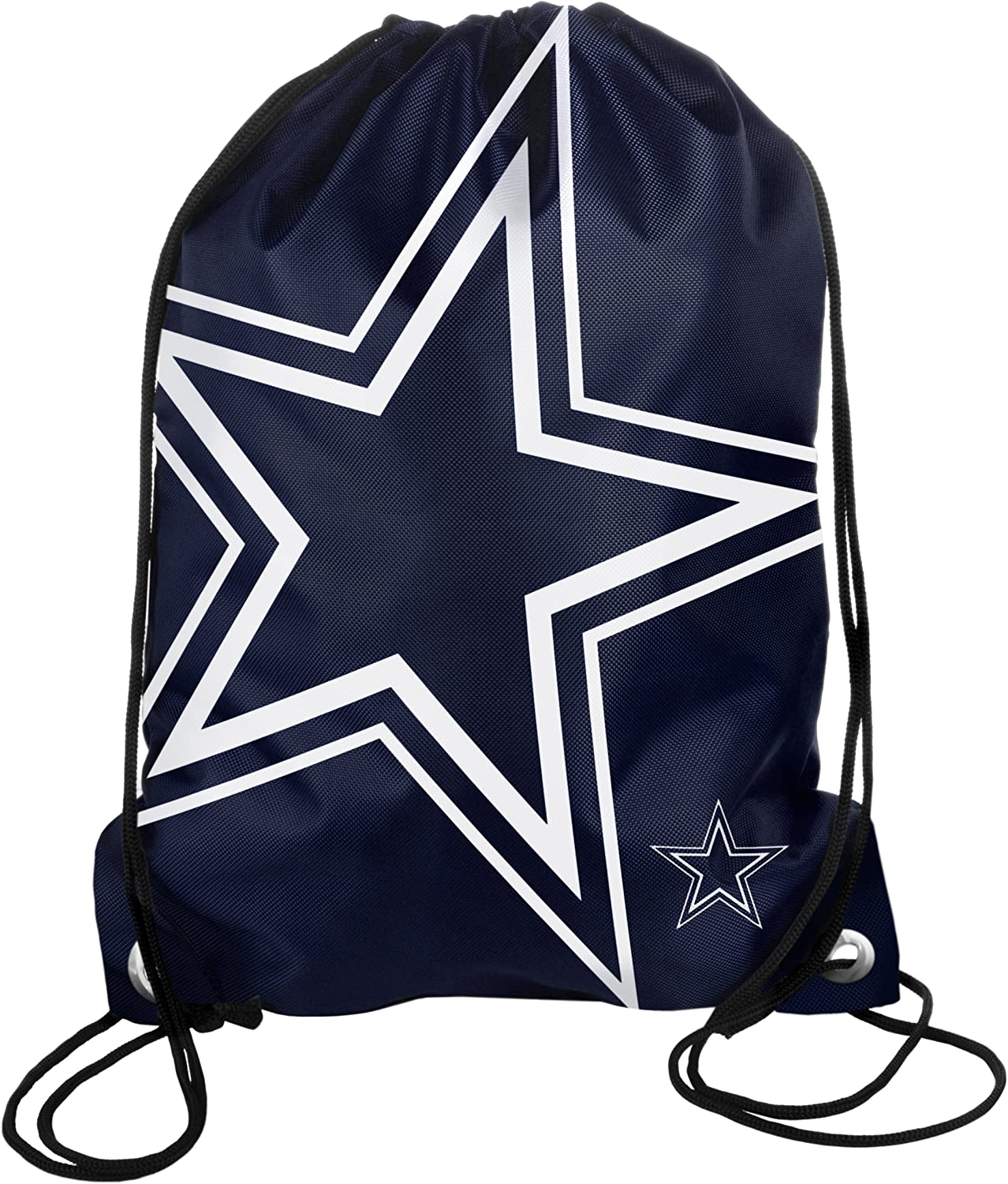 Forever Collectibles NFL Dallas Cowboys Drawstring Backpack