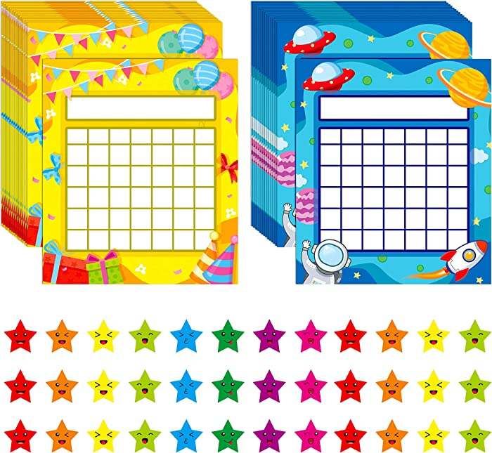 Top 9 Kids Paper Incentive Chart For Home