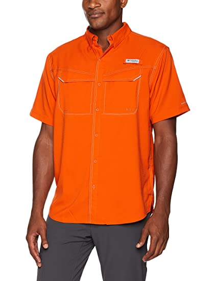 8552f722f56c Amazon.com: Columbia Low Drag Offshore Short Sleeve Shirt: Clothing