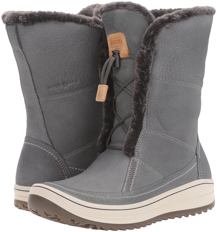 ECCO Women's Trace Tie Hydromax Snow Boot B0163GKNCE Shadow 42 EU/11-11.5 M US|Dark Shadow B0163GKNCE 6105d6