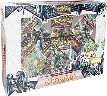 Pokemon Juego de 6 Boosters, pokmovpik19: Amazon.es ...