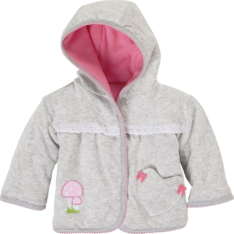Schnizler Baby-Mädchen Jacke Wendejacke REH, Oeko-Tex Standard 100 812345