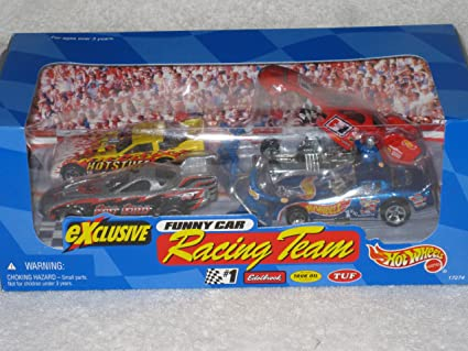 1997 Hot Wheels Funny Car Racing Team Mattel