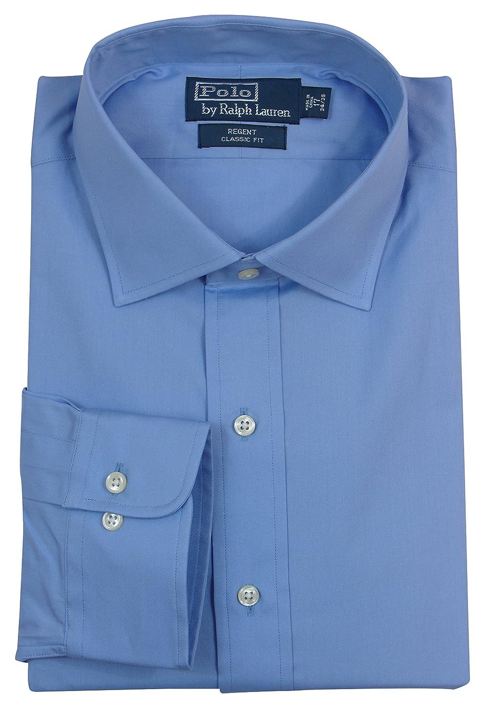 Polo Ralph Lauren Mens Regent Classic Fit Dress Shirt