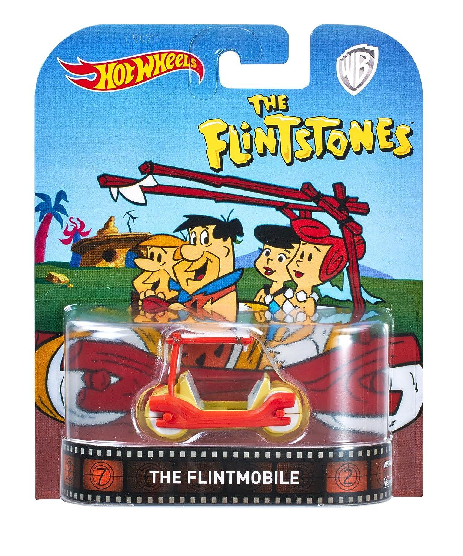 Hot Wheels Flintmobile Vehicle
