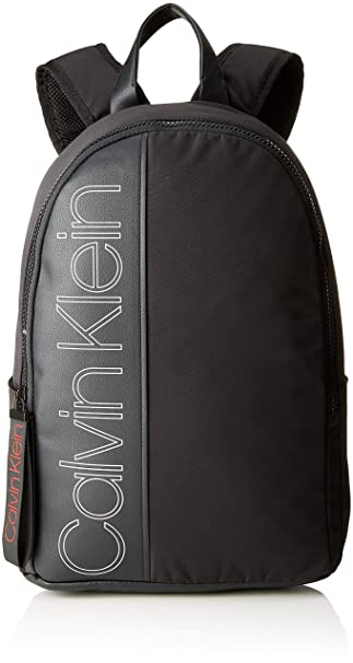 0cc00a962212e Calvin Klein Jeans - Double Logo Round Backpack