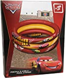 Mondo - A1100227 - Piscine gonflable Cars - D150 cm