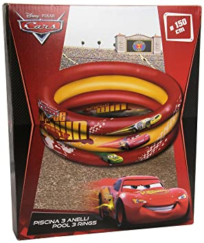 Cars Mondo 16/243 Disney Piscina Hinchable (150 cm): Amazon ...
