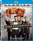 Seven Psychopaths (+UltraViolet Digital Copy) [Blu-ray]