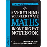 Everything You Need to Ace Maths in One Big Fat Notebook: The Complete School Study Guide