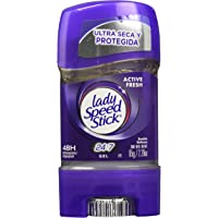 Antitranspirante Lady Speed Stick Double Defense Gel 65 G