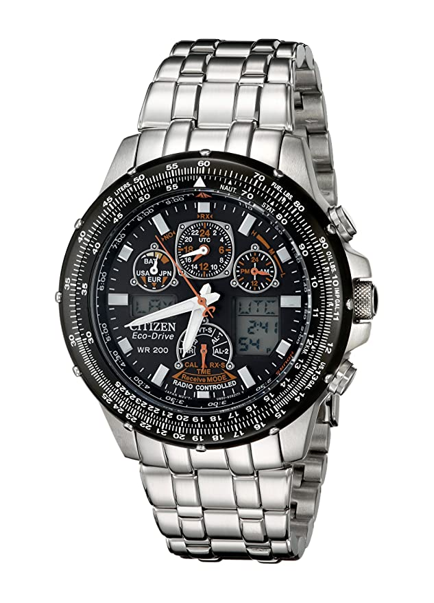 "Citizen Men's JY0000-53E ""Skyhawk A-T"" Eco-Drive Watch Review"