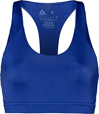 Reebok WOR Bra - PADDED For Women, Size XL, Color Cobalt