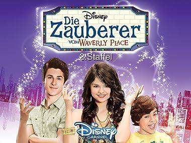 Amazon.de: Die Zauberer vom Waverly Place - Staffel 2
