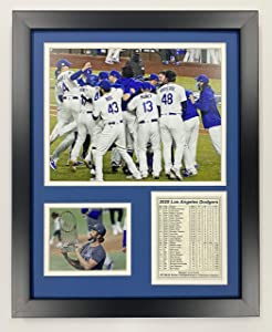 """Legends Never Die Los Angeles Dodgers 