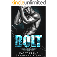 Bolt (Iron Thunder MC Book 1)