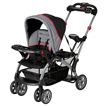 Roll over image to zoom in Baby Trend Sit N Stand Ultra Stroller
