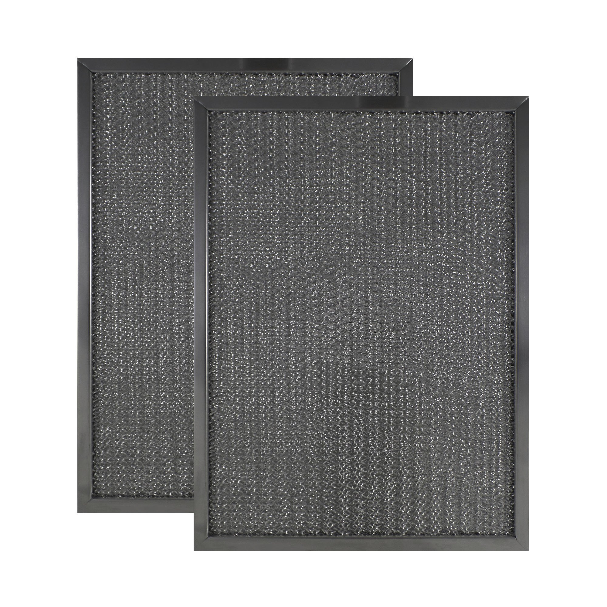 2-PACK Air Filter Factory 10 X 13-1/2 X 3/8 Range Hood Aluminum Grease Filters AFF146-M by Air Filter Factory