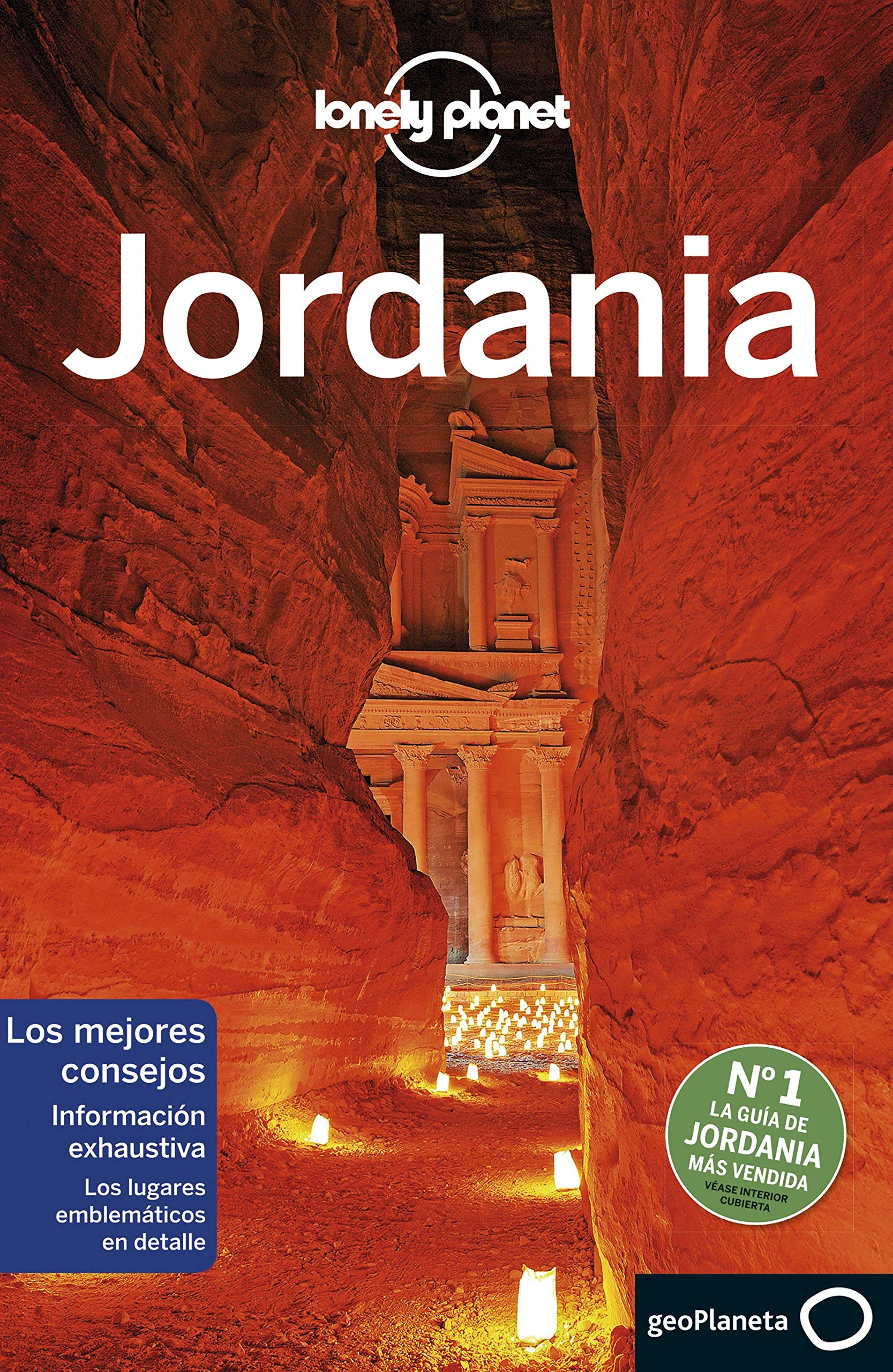 Jordania 5: 1 (Guías de País Lonely Planet)