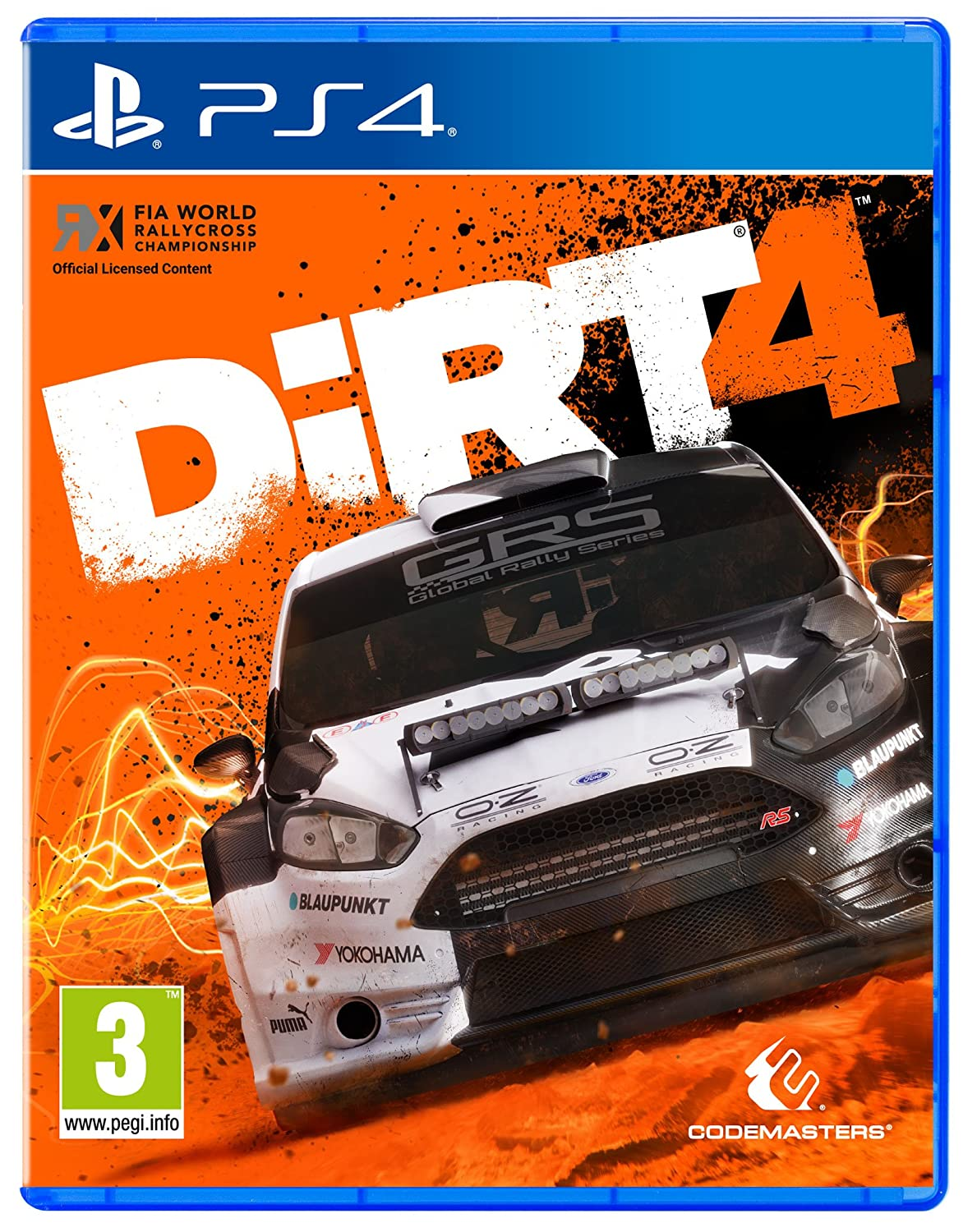 DiRT 4 - PlayStation 4 [Importación italiana]: Amazon.es: Videojuegos