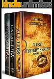 """Lies"" Mystery Thriller Series, Books 1-3"
