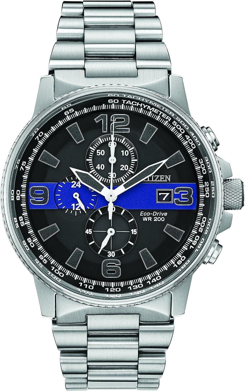 Citizen Delgada línea Azul Reloj ca0291 – 59E: Amazon.es: Relojes