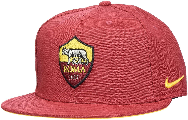 001ee09789de33 Nike Unisex's Roma True Core Cap, Team Crimson/University Gold, One Size:  Amazon.co.uk: Sports & Outdoors