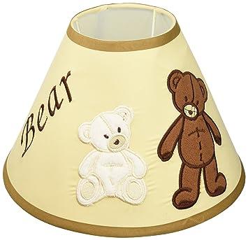 Amazon.com : GEENNY Lamp Shade, Teddy Bear : Nursery Lamps : Baby