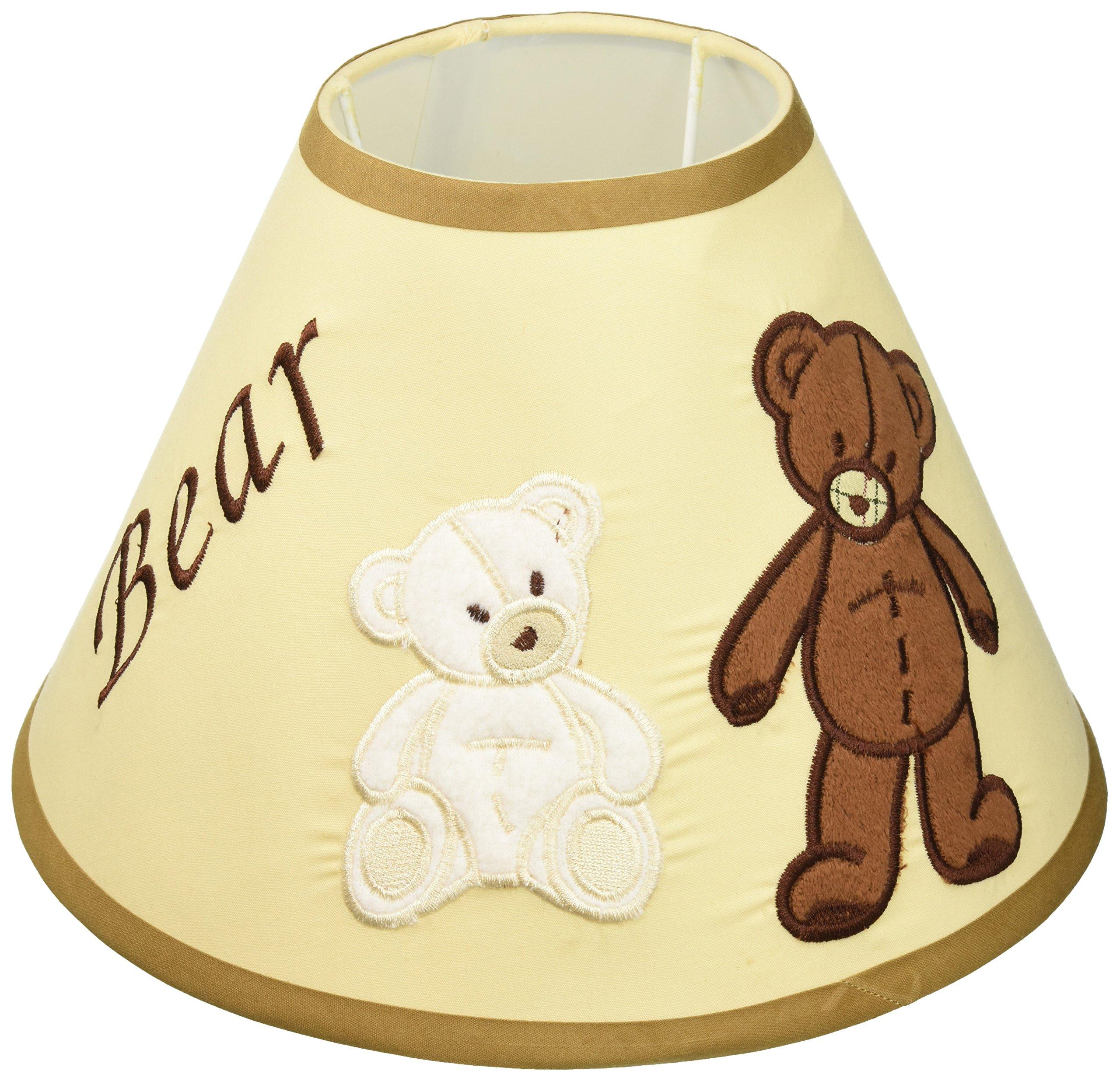 Amazon.com : GEENNY Wall Border, Boutique Teddy Bear : Nursery ...