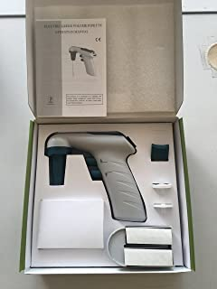Electric pipette controller