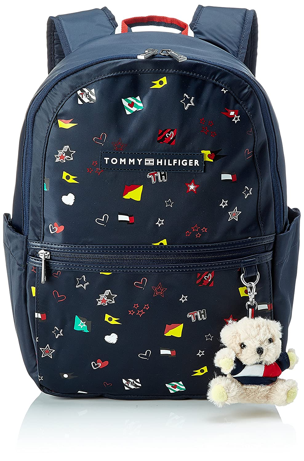 Tommy Hilfiger - Corporate Girl Backpack, Mochilas Niñas, Blau (Tommy Navy), 13x39x28 cm (B x H T): Amazon.es: Zapatos y complementos