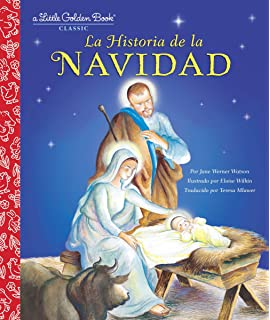 La Historia de la Navidad (Little Golden Book) (Spanish Edition)