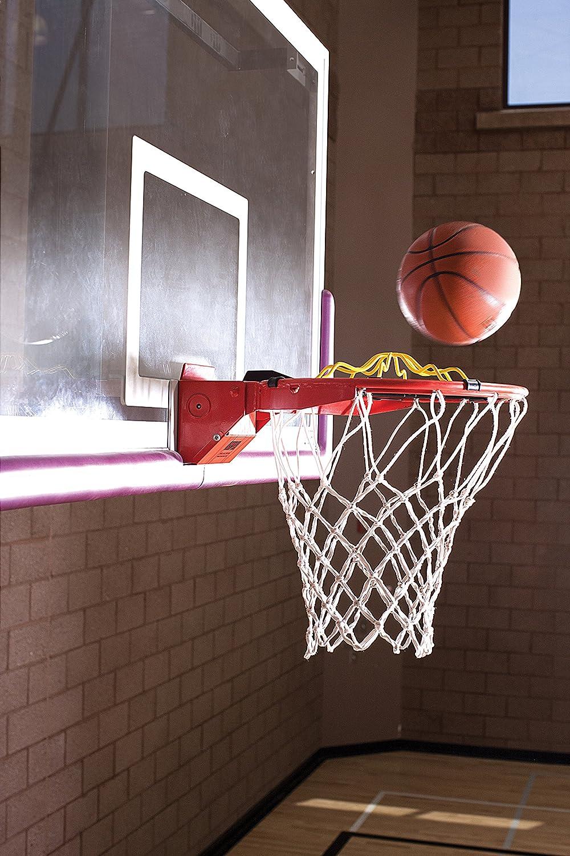Sklz Double - Aro de Baloncesto, Color Amarillo: Amazon.es ...