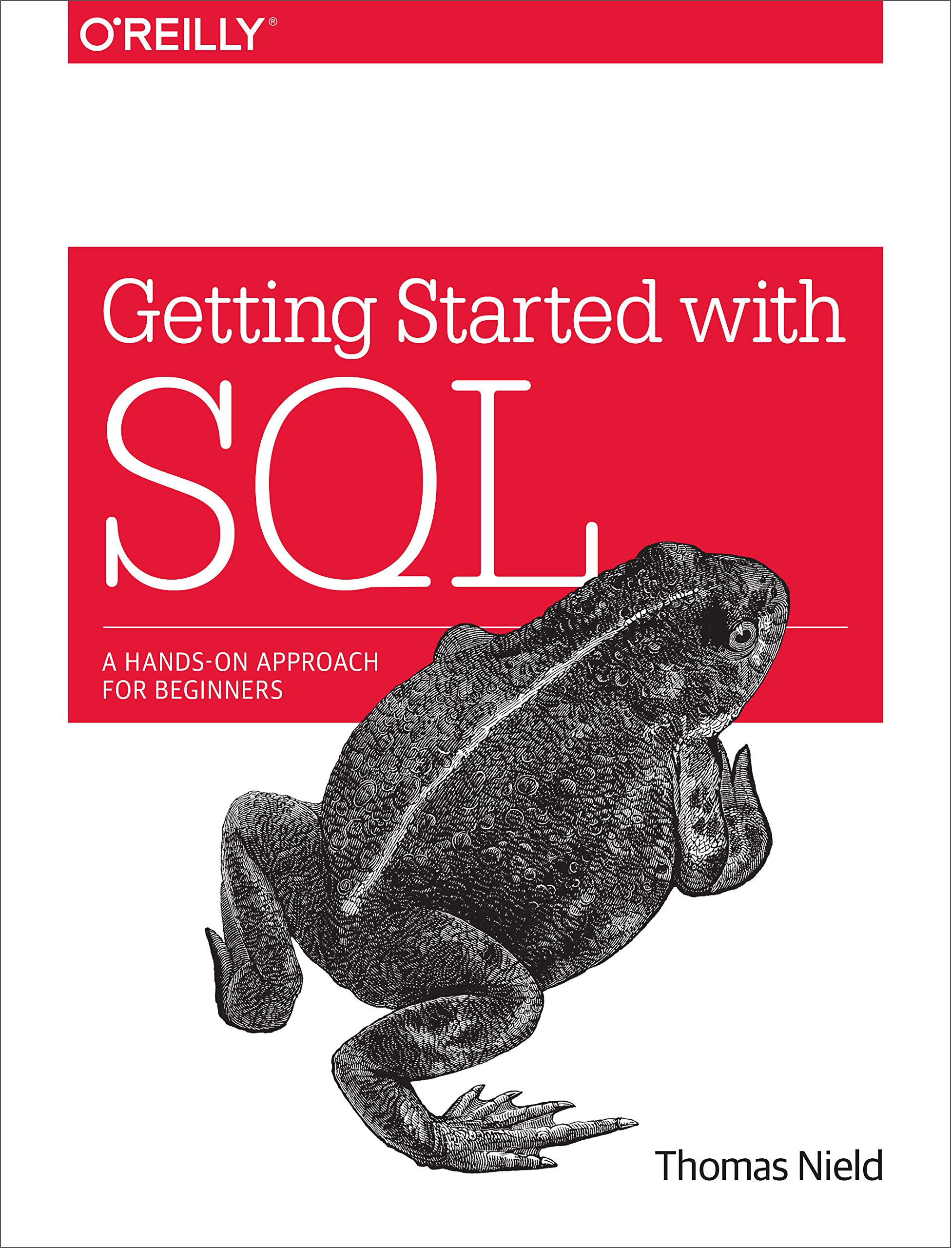 Getting Started with SQL ISBN-13 9781491938614
