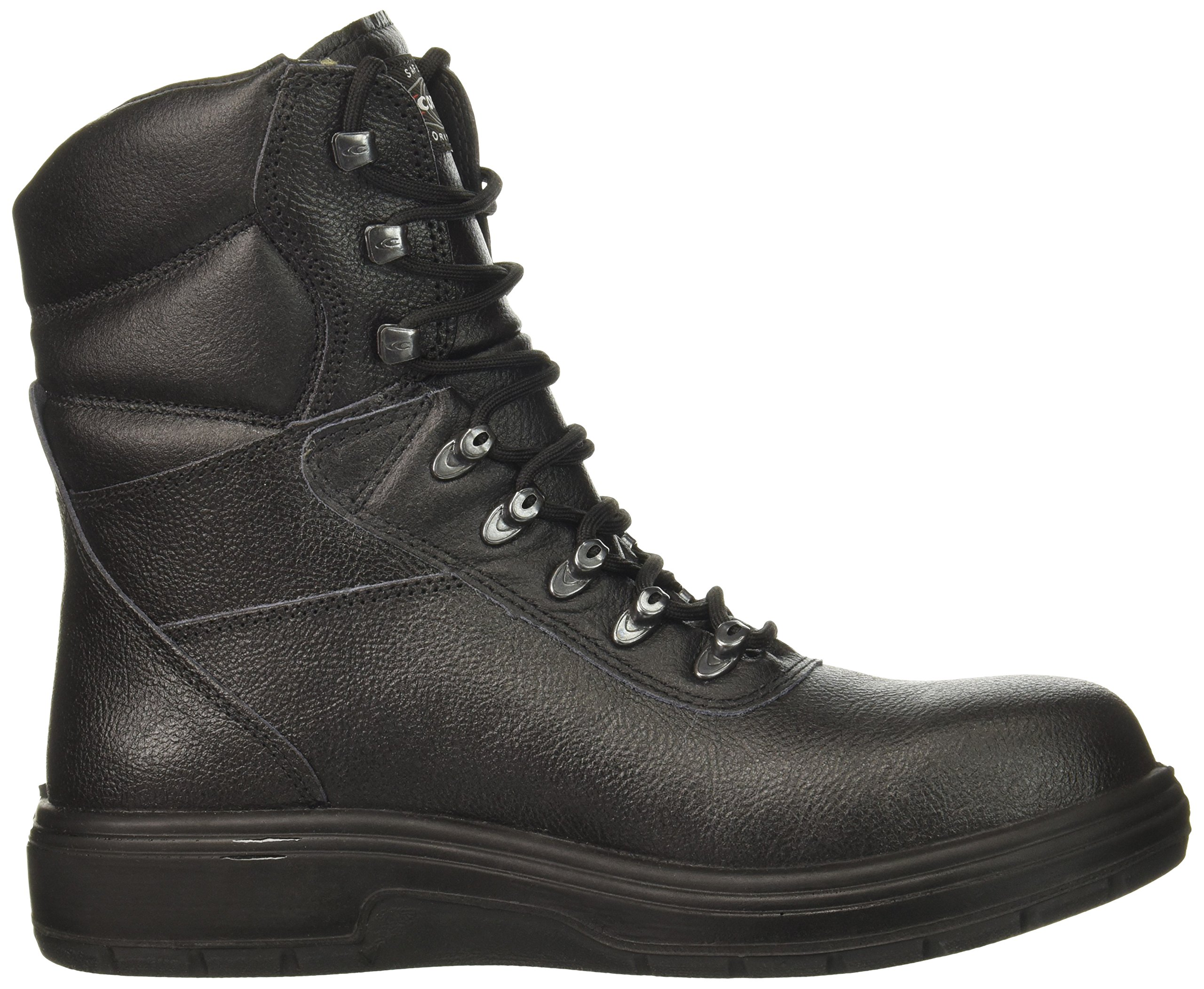 Cofra 82120-CU1.W11 Us Road EH PR Safety Boots, 11, Black by Cofra (Image #7)