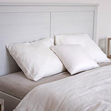 Varvara Home Leinen Bettbezug Leinen Bettwäsche 155 X 220 Cm