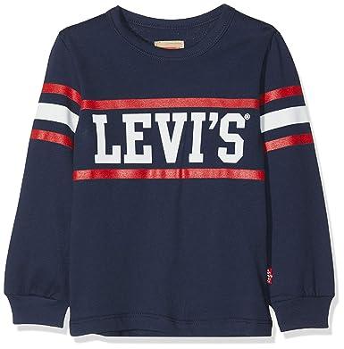 Levis kids tee-Shirt Nm10077 - Camiseta Niños: Amazon.es: Ropa y accesorios