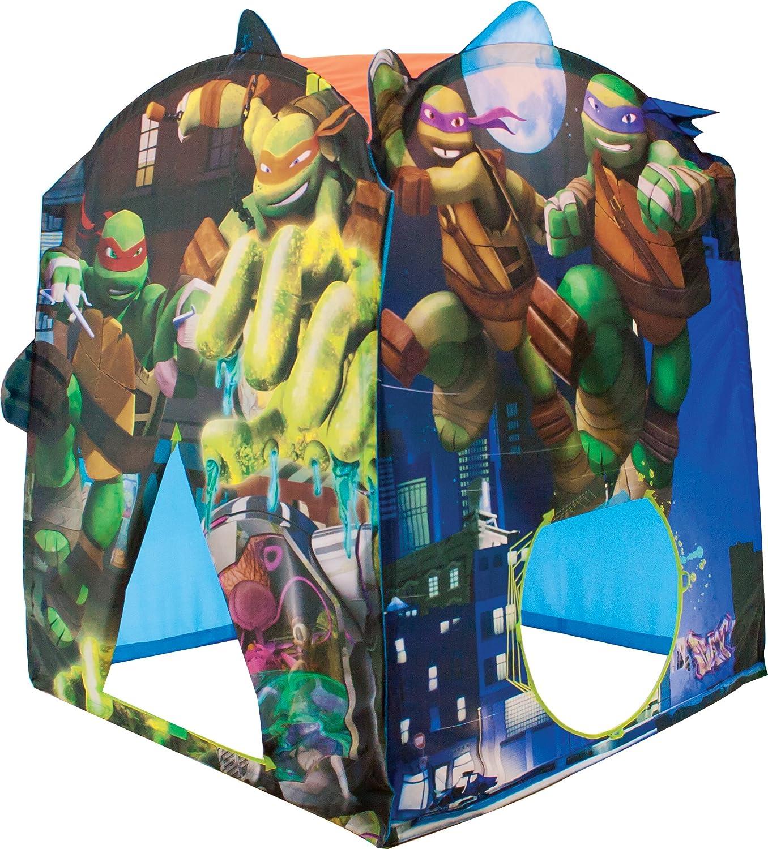[プレイハット]Playhut Teenage Mutant Ninja Turtles Make Believe & Play Playhouse 52867DT [並行輸入品] B010HM7GCA