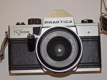 Praktica super tl analog spiegelreflexkamera eur