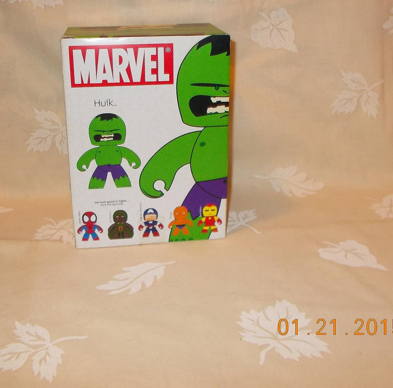 Marvel Mighty Muggs Hulk Figura 15 cm: Amazon.es: Juguetes y ...