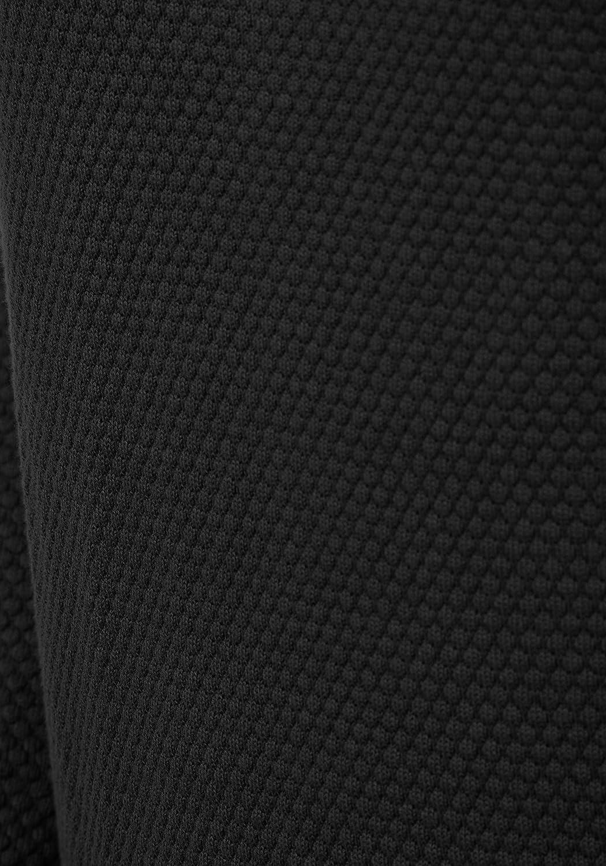 7031ea2aa88f DESIRES Sarah Damen Strickpullover Feinstrick Pullover Mit Rundhals Und  Waffelstrick-Muster