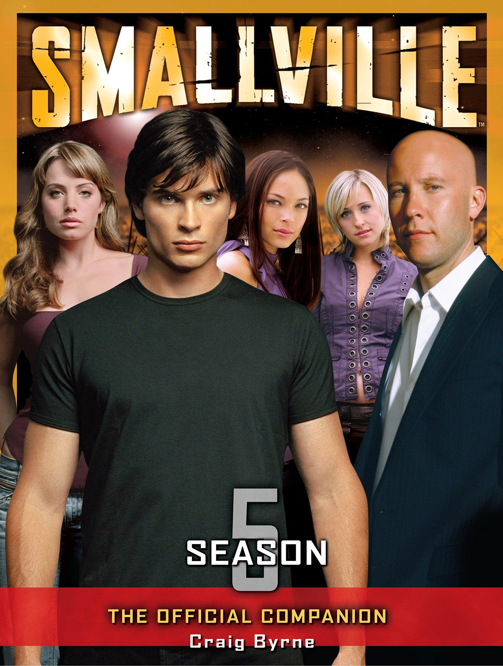 Smallville: The Official Companion Season 5 ebook