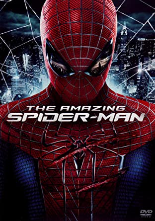 Poster of The Amazing Spider-Man 2012 Full Hindi Dual Audio Movie Download BluRay 720p