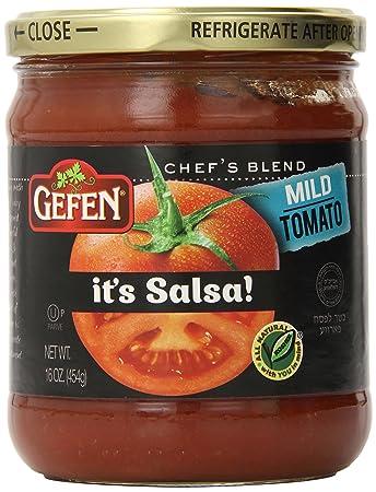 Gefen Mild Salsa, 16 Ounce