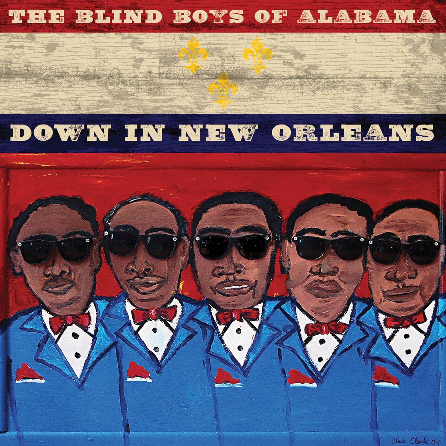 Blind Boys Of Alabama: Down In New Orleans