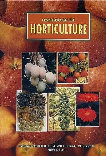 Handbook Of Horticulture Hb