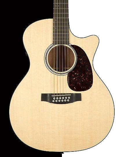 Martin Performing artista gpc12 Pa4 guitarra acústica de 12 ...