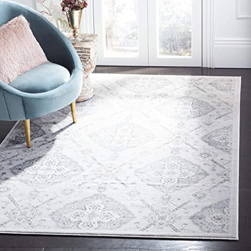 Reviewed: Safavieh Carnegie Collection CNG623S Vintage Distressed Non-Shedding Stain Resistant Living Room Bedroom Area Rug